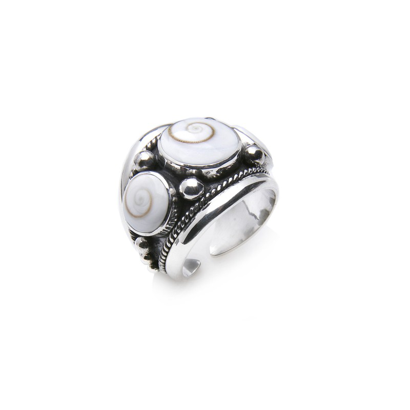Ring Shivaauge Silber 925