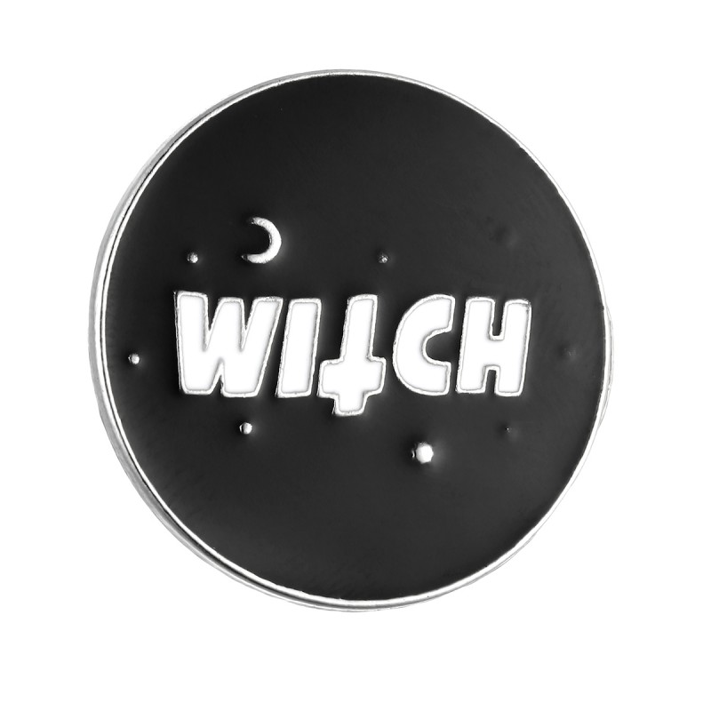 """Pin """"Witch"""""""