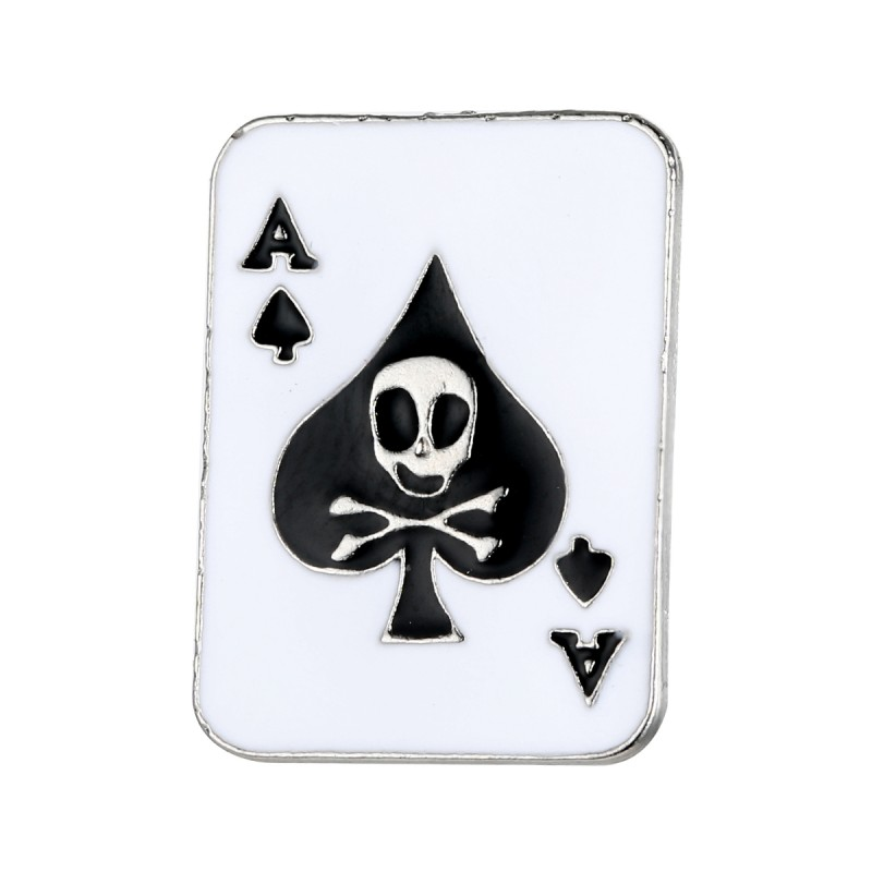 Pin Ace Of Spades
