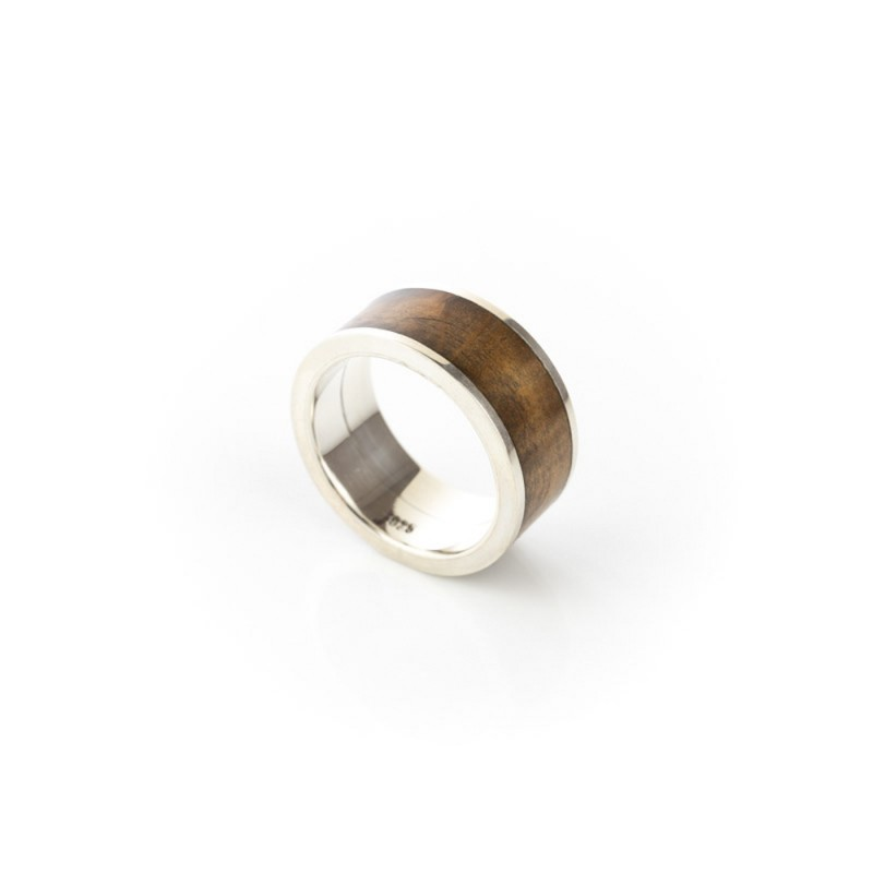 Ring Olive 925 Silber
